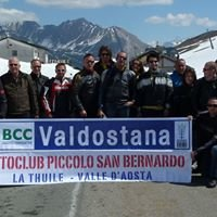 """motoclub"""" Piccolo San Bernardo"""""""