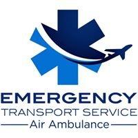 Emergency Transport Service - Air Ambulance-