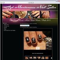 High Maintenance Nail Salon