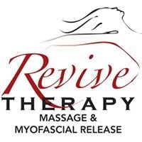 Revive Therapy Massage & Myofascial Release