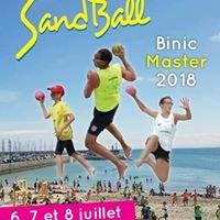 Master Sandball Binic