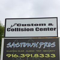 Auto Custom & Collision
