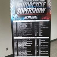 Spring Motorcycle Show At International Centre