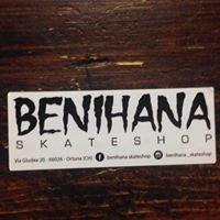 Benihana Skateshop