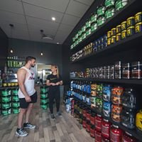 Pumped Up-Supplements/ The Grind Co.