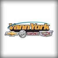 Vann York Chevrolet Buick GMC Cadillac