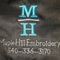 Maple Hill Embroidery