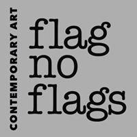 Flag No Flags - Contemporary Art