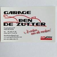 Garage Ben De Zutter