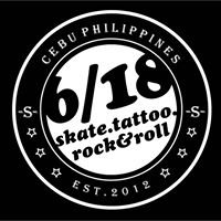 6/18 skate, tattoo and rock & roll