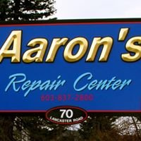 Aaron's Repair Center
