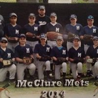 McClure Little League Baseball