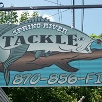Spring River tackle