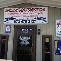 Baillie Automotive
