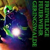 Freiwillige Feuerwehr Geringswalde