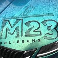 M23-Folierung