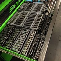Alan Kenyon authorised Snap-on tools franchisee