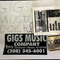 Gig's Music/Musician's Pro Shop