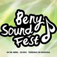 BENY SOUND FEST - Festival de Rock Solidário