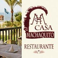 Restaurante Casa Machaquito