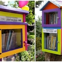 Pomona Little Free Library