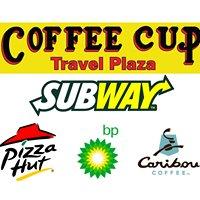 Coffee Cup Fuel Stop Vermillion SD