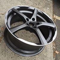 NJ Bent Wheel. Professional wheel repair