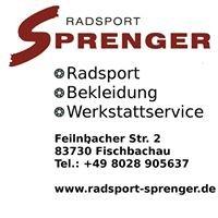 Radsport Sprenger