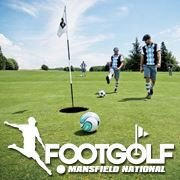 FootGolf at Mansfield National