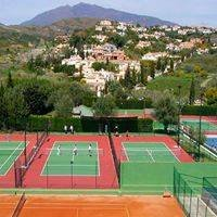 Tennis-Team Turnier Gran Meliá Don Pepe