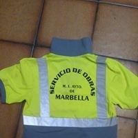 operarios ayuntamiento de marbella