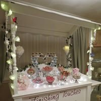 Finishing Touches by Ange. Wedding Venue Decoration Hire