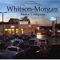 Whitson-Morgan Motor Company
