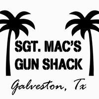 SGT. MAC'S GUN SHACK