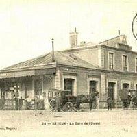 Gare de Bayeux