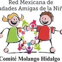 Red Mexicana de Ciudades Amigas de la Niñez Comité Molango Hidalgo