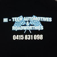 Hi-Tech Automotive & Roadworthies