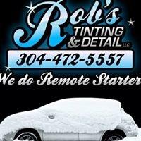 Rob's tinting & detail  LLC