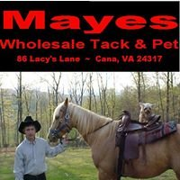 Mayes Wholesale Tack