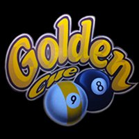 Golden Cue-Billiards