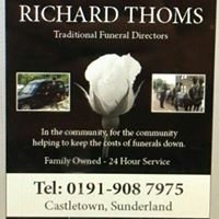 Richard Thoms Family Funeral Directors