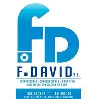 F. David, S.L.