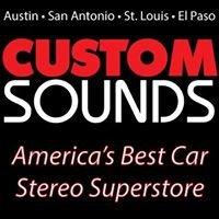 Custom Sounds & Tint - Pflugerville