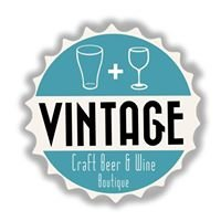 Vintage Craft Beer and Wine Boutique