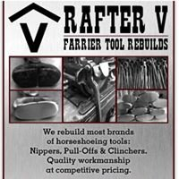 Rafter V Farrier Tool Rebuilds & Supply