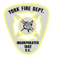 City of York Fire Department, SC