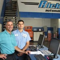 Rick's Automotive Inc.