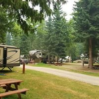 Lamplighter Campground, Revelstoke, B.C.