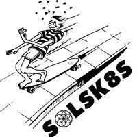 "Seed of Life Skateboard Company ""Solsk8s"""