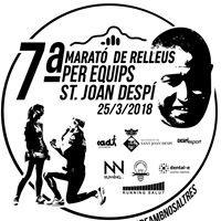 Marató de Relleus per Equips Cornellà 2019